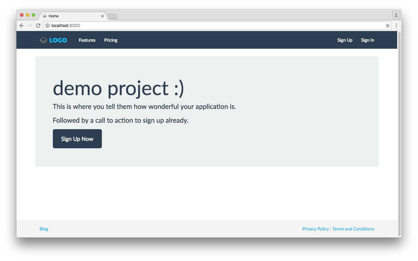 Things To Change Cookiecutter SaaS Documentation - Saas privacy policy template